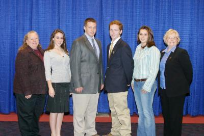 2006 Kentucky 4-H National Livestock Skillathon Team