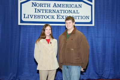 2008 Kentucky 4-H National Livestock Skillathon Team