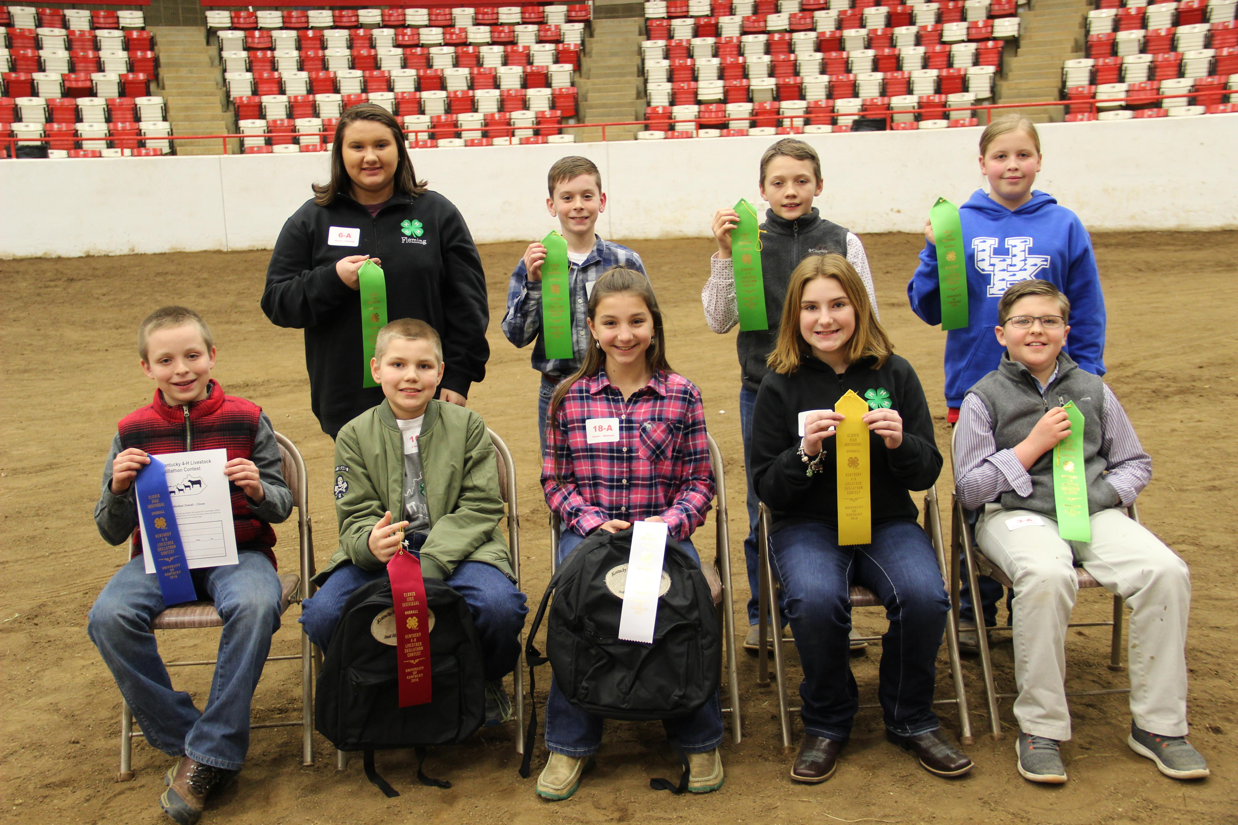 Clover Individual Overall