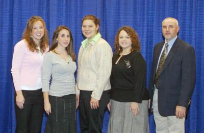 2006 Kentucky 4-H All-Star Gold Livestock Judging Team