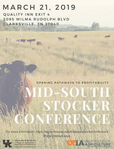 March 21 Mid-South Stocker Conference