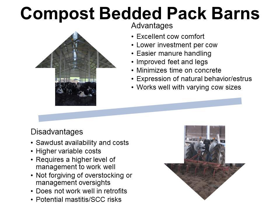 Compost Bedded Pack Barns