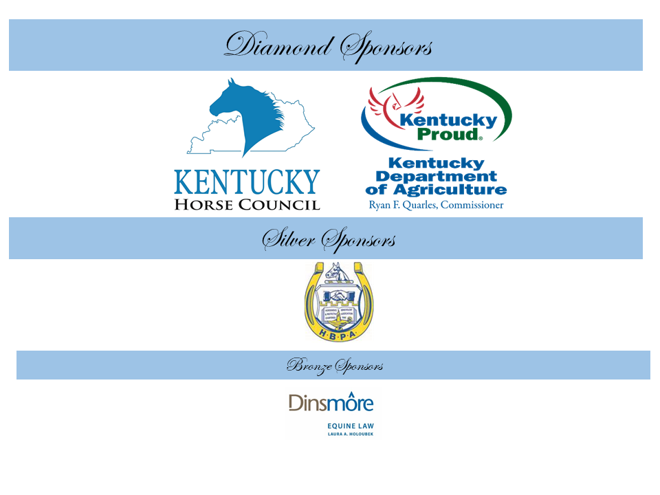 Horse Safety Summit sponsors