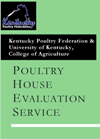 Poultry House Evaluation Service flyer