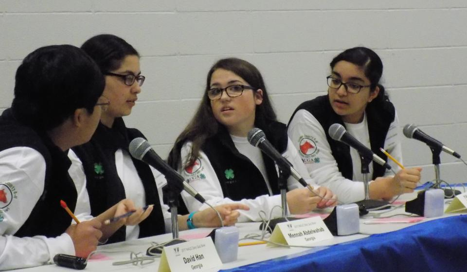 North American 4-H Invitation Dairy Quiz Bowl
