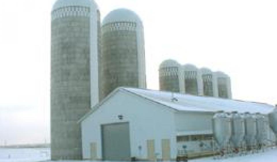Nutrition Barn facility